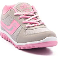 ASIAN Cute Grey Pink Walking Shoes,Running Shoes,Sports Shoes for Women …