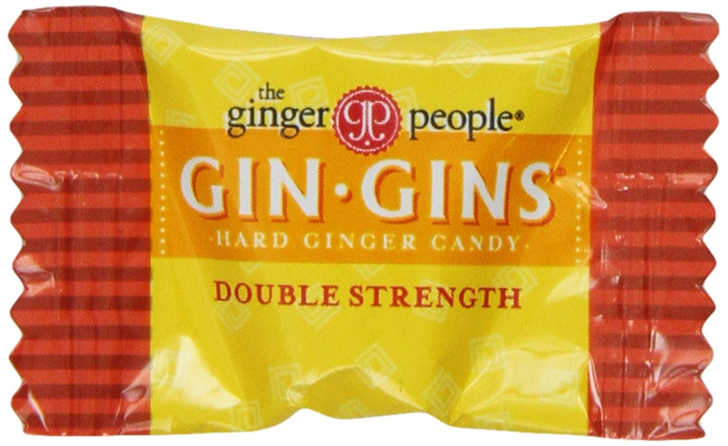 The Ginger People Gin Gins Hard Candy, 11-Pound Bag by The Ginger People