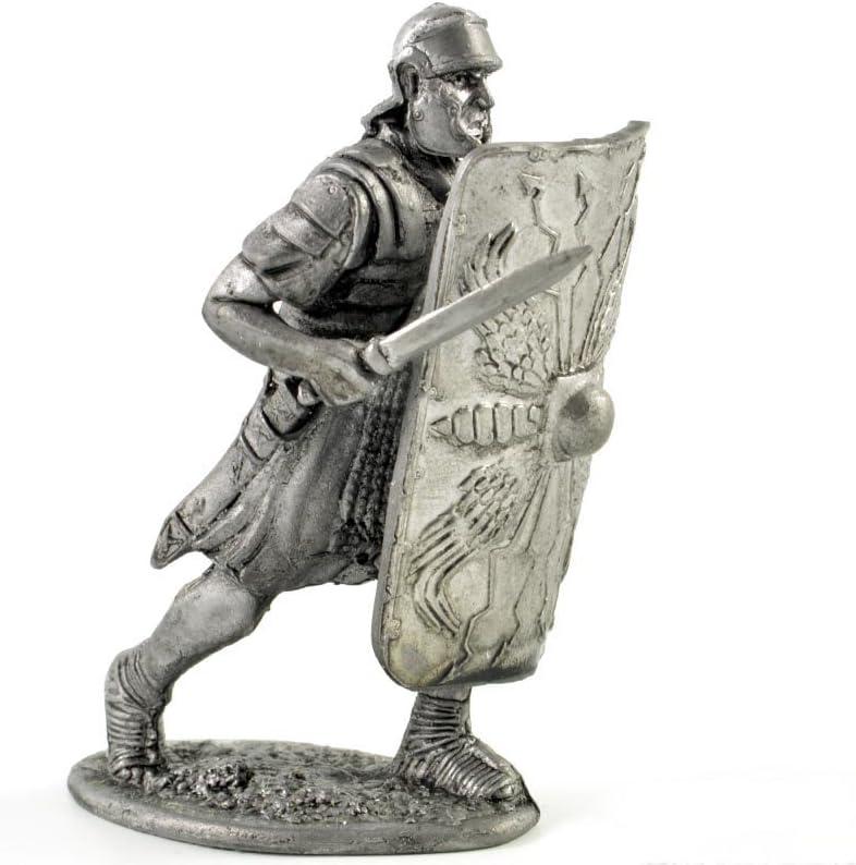 Soldados de estaño. Legionario romano de la II Legión Augusta ...