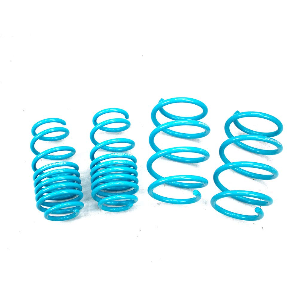 LS-TS-TA-0014 Traction-S Performance Lowering Springs for Scion iM//Toyota Corolla iM 2015-18 Set of 4