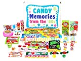 Woodstock Candy ~ Gift Box 80s Candy Retro Nostalgic Gift Assortment Memories from 1980s for Man or Woman