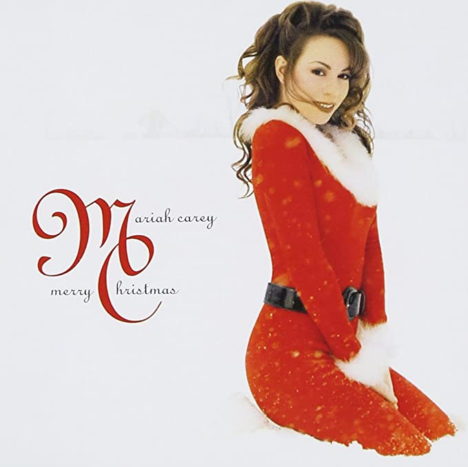 Image result for mariah carey merry christmas deluxe