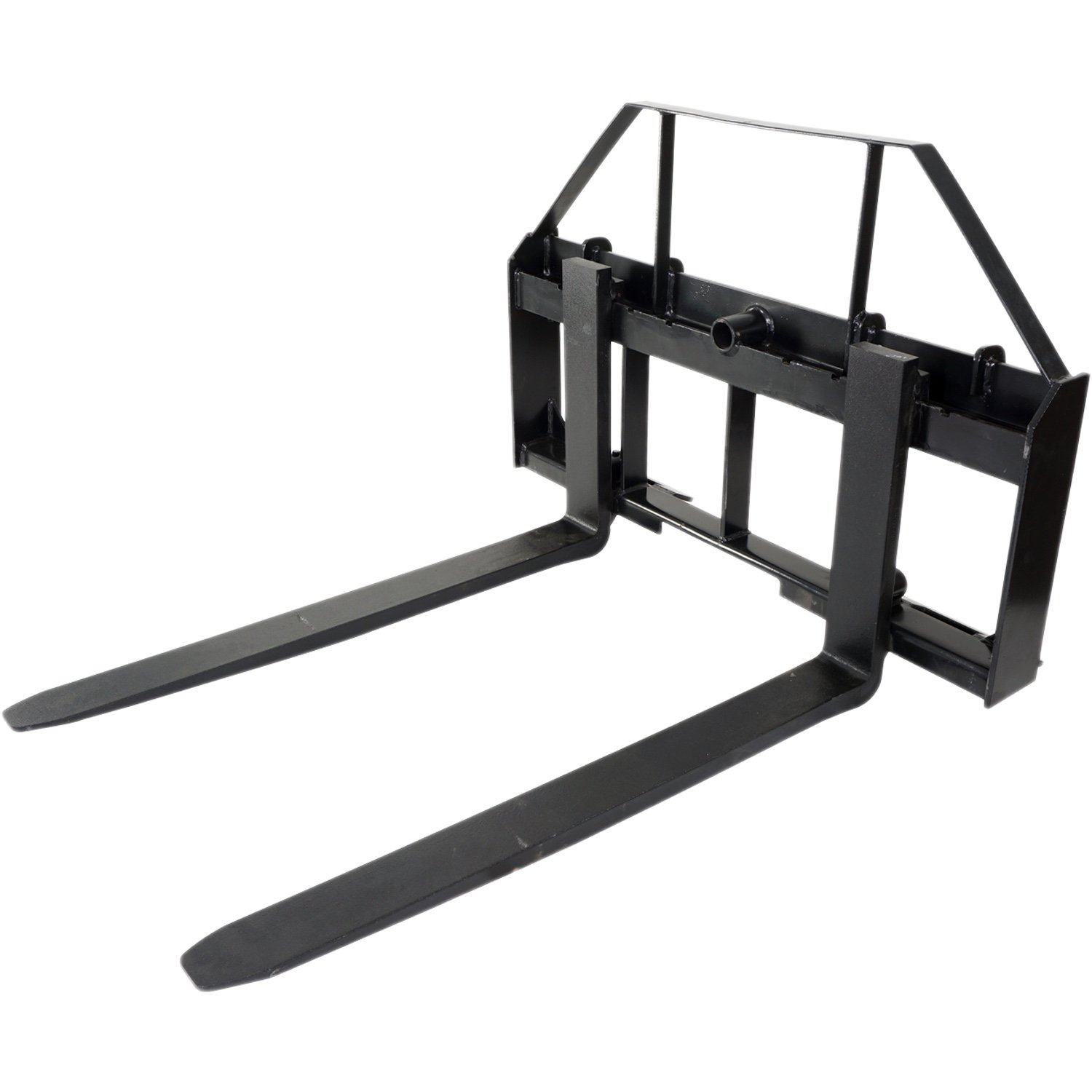Pallet Forks Attachment for Tractors and Loaders, Skid Steer, Quick Tach, 42'' by Titan Attachments