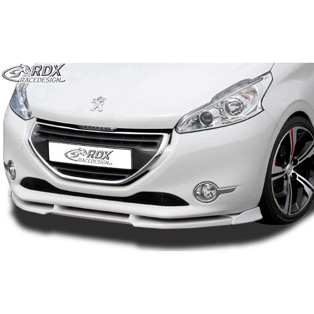 RDX Front Spoiler VARIO-X Peut 208 Front Lip Splitter