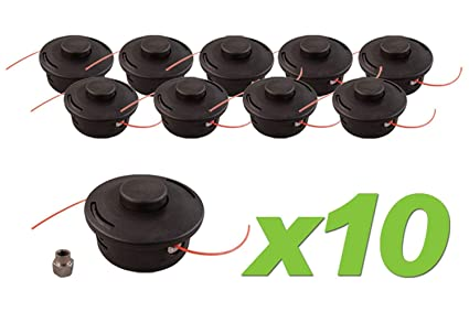 Amazon.com: (10) Pack Stihl 25 – 2 – Cabezal Bump Feed ...