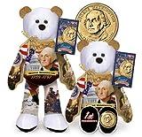 Limited Treasures - Presidential Bear - Washington