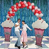 Soda Shop Entrance Standee Fifties Party Prop