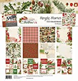 #3: Simple Stories Simple Vintage Christmas Collection Kit