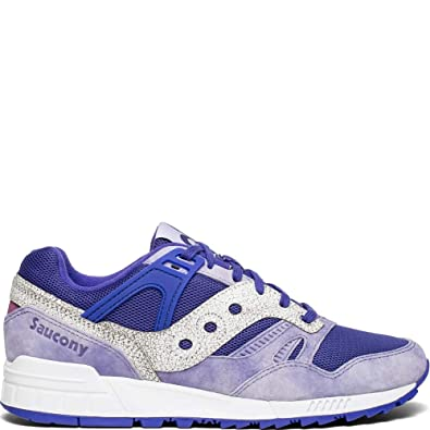 e92a334b2bdf Saucony Grid SD Garden District Men 6 Purple