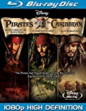 Pirates of the Caribbean Trilogy [Blu-ray]