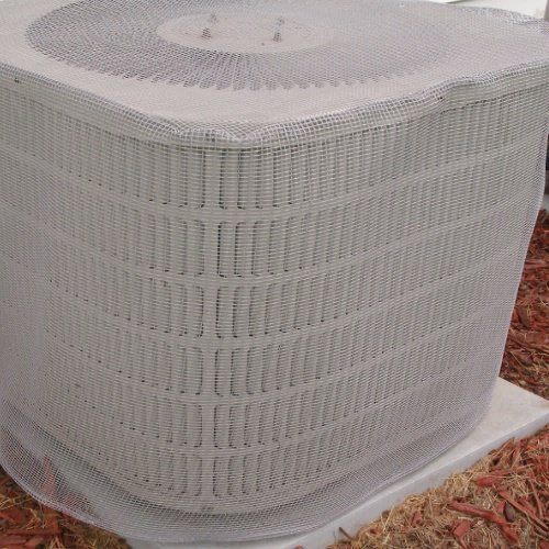 Central Air Conditioner Cover - Keeps Leaves and Grass Out -