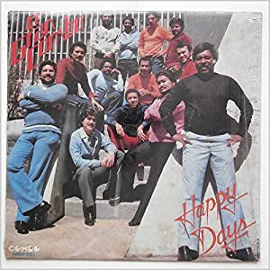 Happy Days [LP]