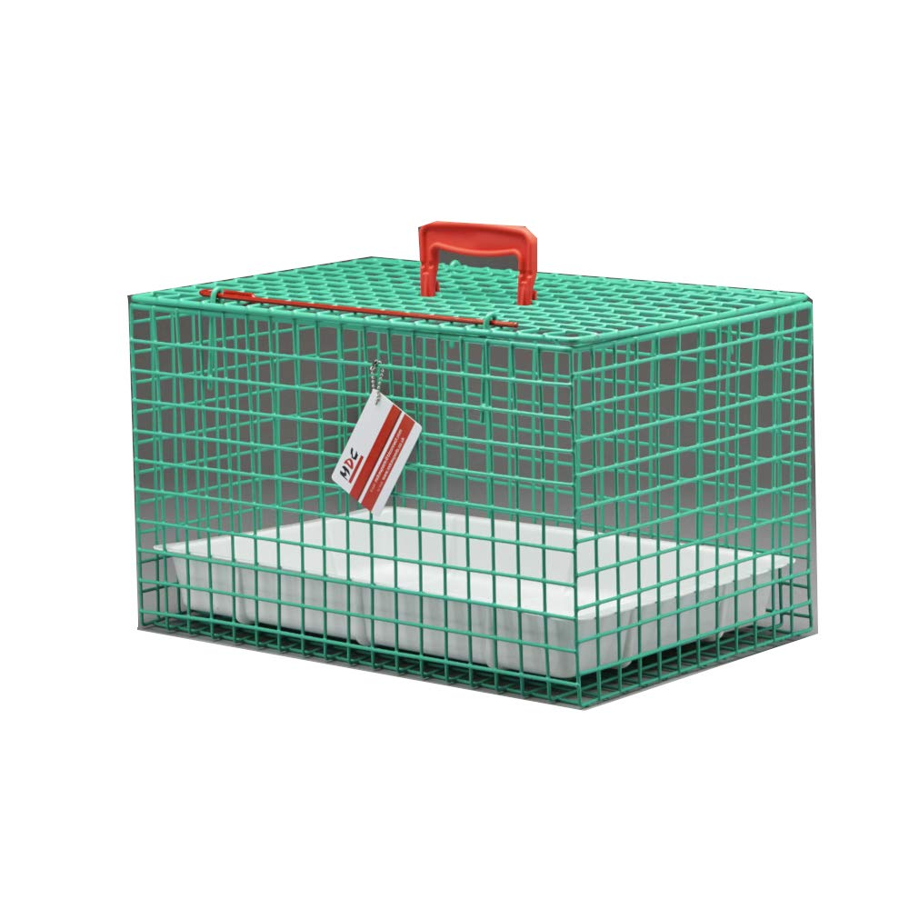 Blue MDC Cat Carrying Basket
