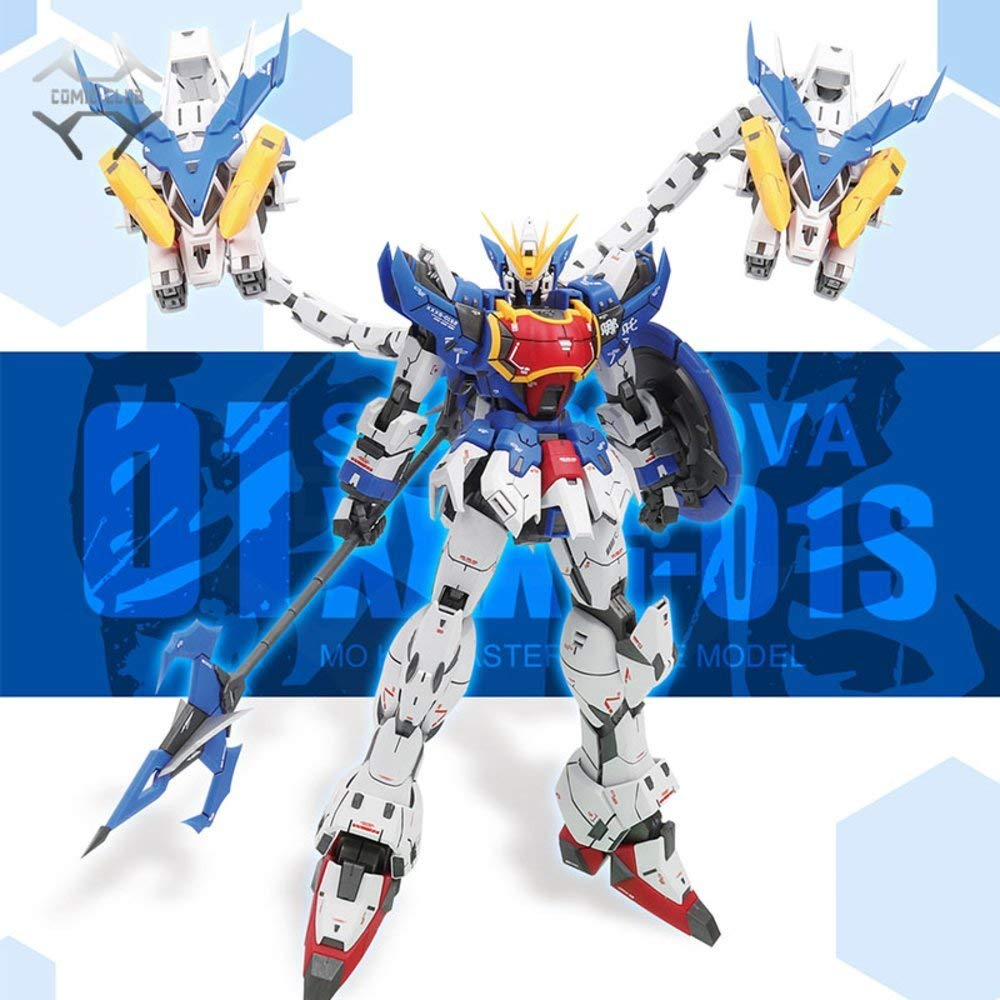 COMIC/CLUB/INSTOCK/Super/Nova/XXXG-01S2/Altron/Gundam/model/kit/wit/blauw/MG/1/100/action/ 303 B07SJPC1PT