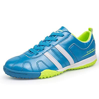 76e5525cd Anduode Kids Athletic Lace Up Outdoor Indoor Light Weight Running Soccer  Shoes(Toddler