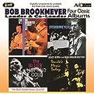 4 Classic Albums - Bob Brookmeyer - Recorded Fall1961 / Brookmeyer / Tonite's Music
