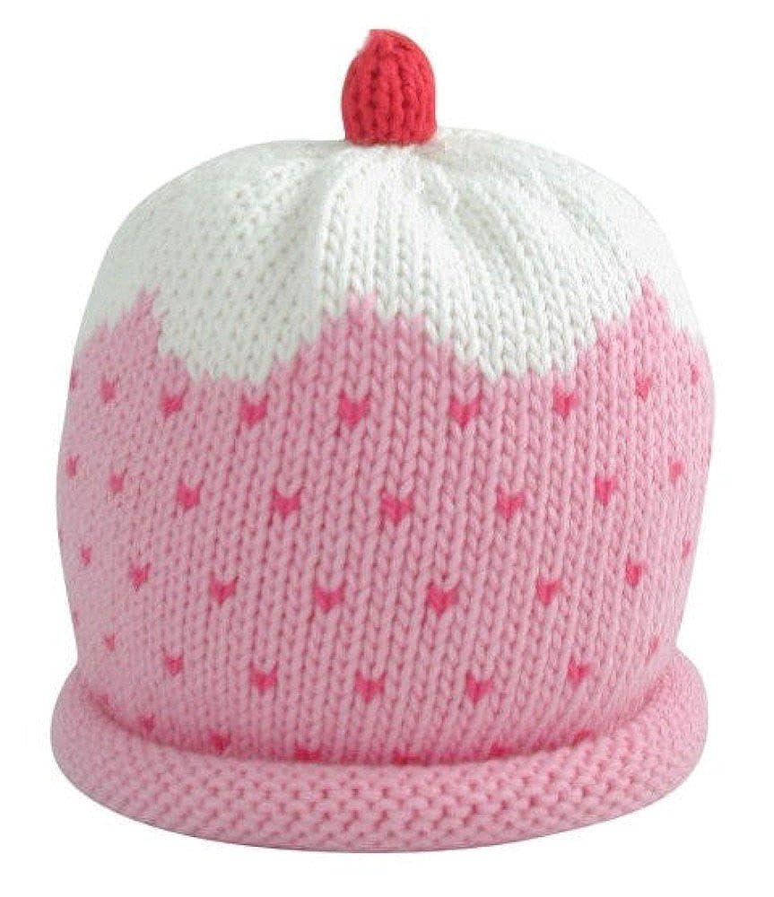 Merry Berries Cupcake Hat