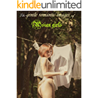 The gentle romantic images of Asian girls 26 book cover