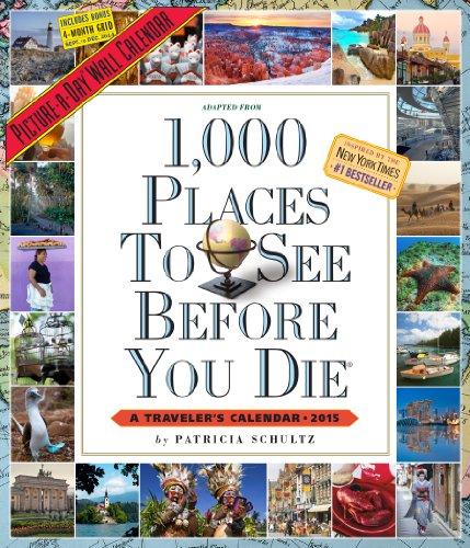 1000 before you die calendar - 6