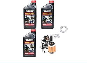 Yamalube Yamaha Warrior 350 1987–2004 Oil and Filter Kit
