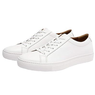 df298c61df72 Amazon.com | New Republic Men's Kurt Leather Sneaker | Fashion Sneakers