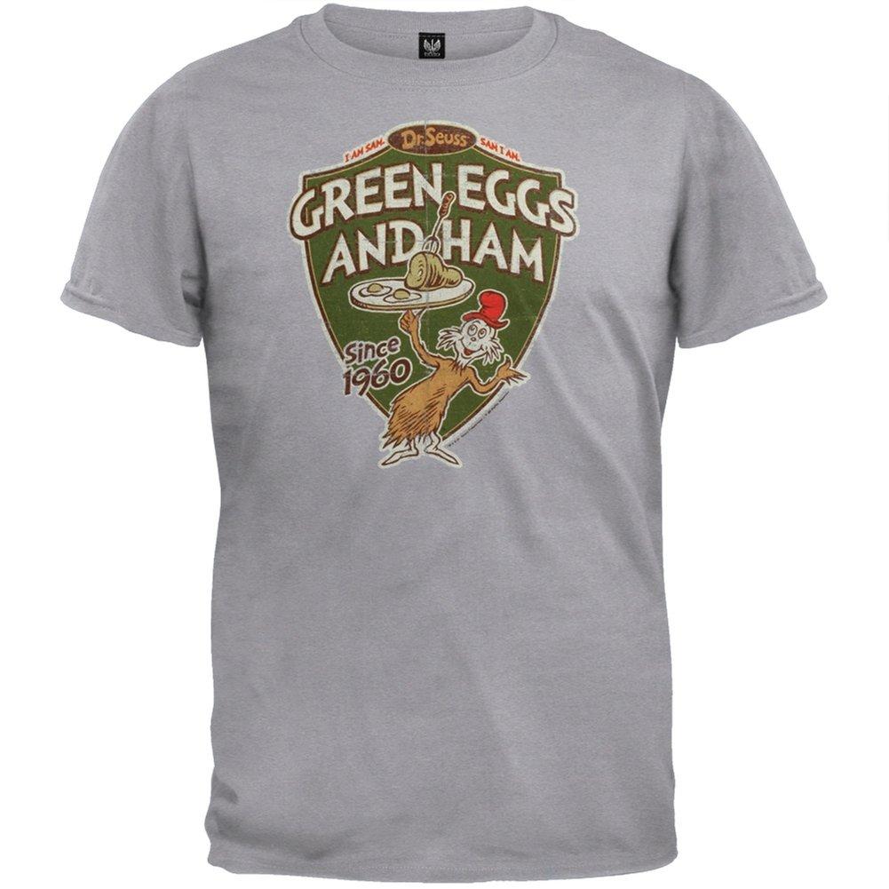Dr Seuss Unisex Child Eggstra Special X Grey 2245 Shirts