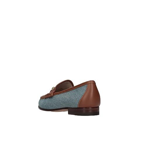 Gucci 309717KNI10 Mocasines Mujer Pantalones Vaqueros 36,5: Amazon.es: Zapatos y complementos