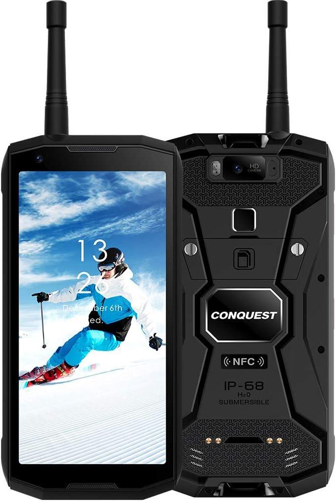 CONQUEST Conquista, walkie talkies Teléfono móvil Resistente sin ...