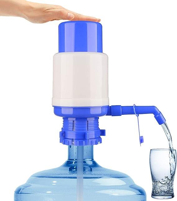 Electric//Manual Handpress 5Gallon Bottled Drinking Water Pump Dispenser Automaic