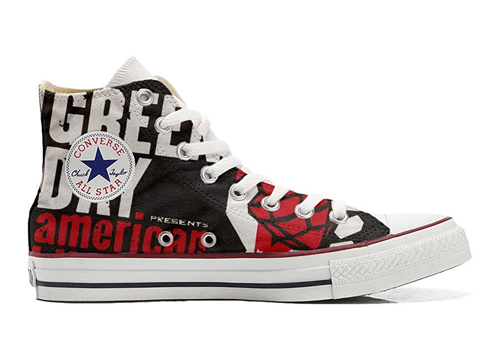 Converse All Star personalisierte Schuhe - Handmade schuhe - America