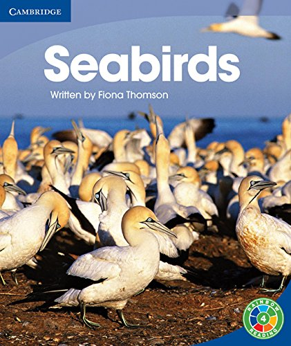 Rainbow Reading Level 4 - Life and Living: Seabirds Box C: Seabirds Seabirds Level 4 (Rainbow Reading Life and Living) pdf