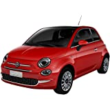 Fiat 500 Lounge 1.2 bz, Rossa  - noleggio a lungo termine Be-Free Plus - Welcome Kit
