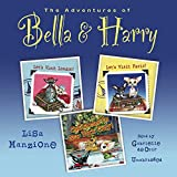 The Adventures of Bella & Harry, Vol. 1: Let's Visit London! - Let's Visit Paris! -and- Christmas in New York City!