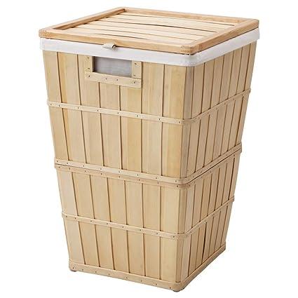 Ikea Brankis 90340038 Cesta Para La Ropa Sucia Talla 38