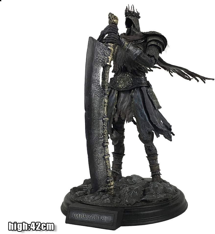 HAIZI FIGURE Dark Souls 3 Papel Yhorm El Gigante Modelo Figura ...