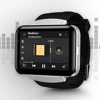 Amazon.com: OmkuwlQ DM98 SIM Card 3G Smart Watch Bluetooth ...