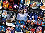 Buffalo Games Star Wars - Original Trilogy Posters - 1000 Piece Jigsaw Puzzle