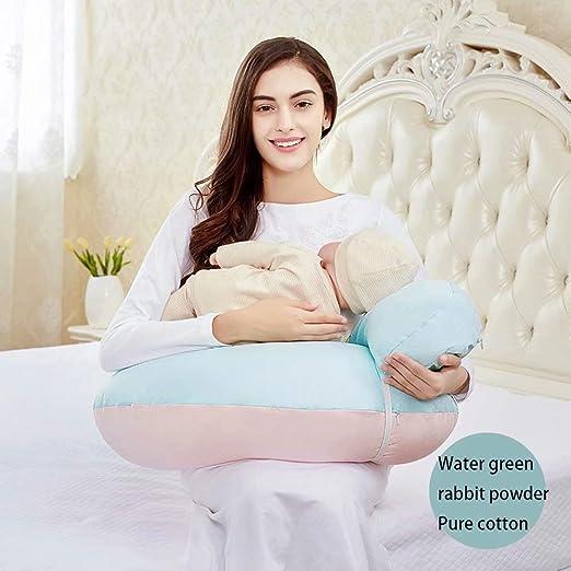 KKGG Almohada de Lactancia para bebés: diseño de Valla para ...