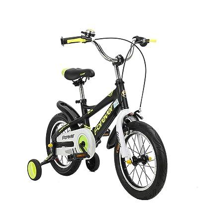 DT Bicicleta para niños Aleación de Aluminio Carro de bebé 4-6-8-