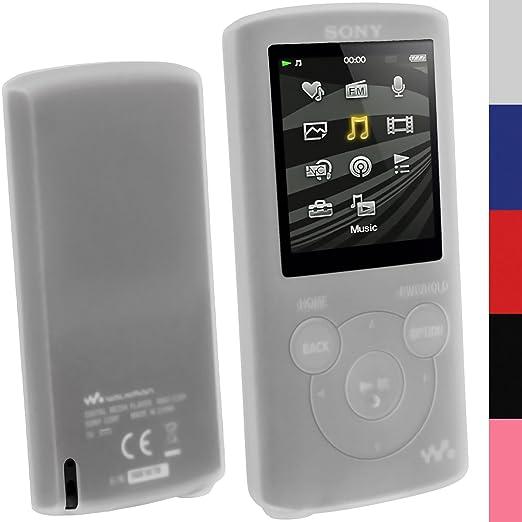 50 opinioni per igadgitz U2728 Custodia Silicone Case Cover per Sony Walkman NWZ-E384 + Prottore