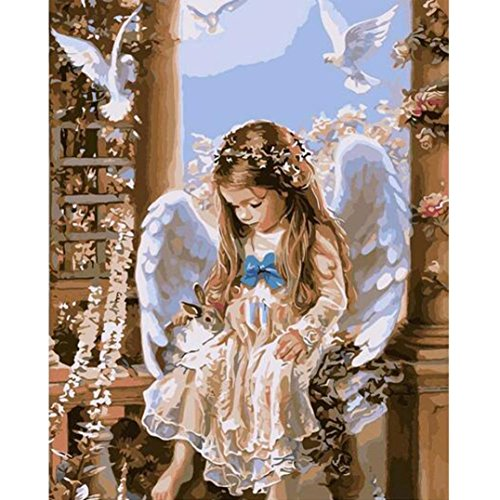 Angel Embroidery - 2