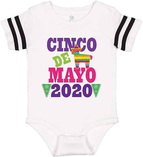 inktastic Cinco De Mayo 2020 Pinata Long Sleeve Creeper