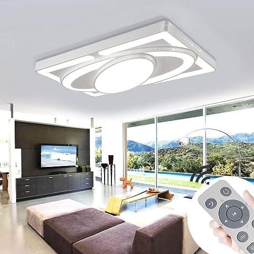 Runde LED Decken Lampe 12 Watt Energie Spar Beleuchtung Arbeits Zimmer Leuchte