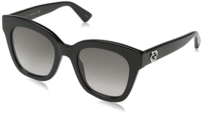 d7f25e04924 Image Unavailable. Image not available for. Colour  Gucci Women s GG0225S 003  Sunglasses ...