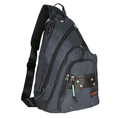 f58763526 Amazon.com  Larswon Sling Backpack