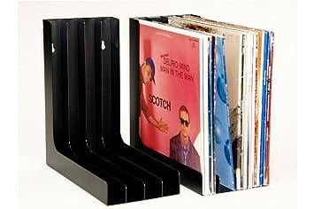 Vinyl Schallplatten Winkel Ständer musictools, LP Regal für 80 LPs ...