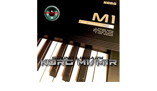 Amazon com: KORG M1/M1R - Large Original Factory & NEW