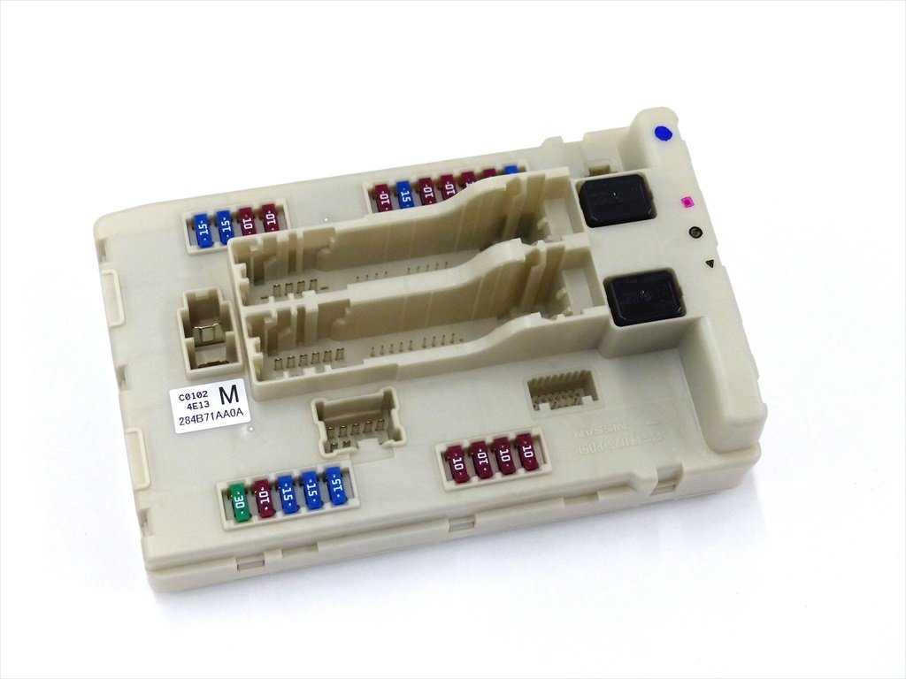 Amazon.com: 2008-2010 Nissan Altima Murano Maxima IPDM BCM Engine Control  Unit Fuse Box OEM: Automotive