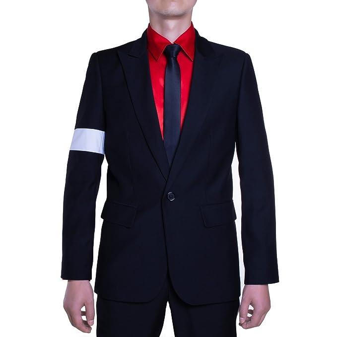 Amazon.com: mjb2 C – Disfraz de Michael Jackson Dangerous ...