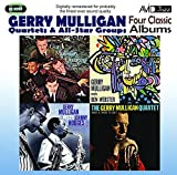 Four Classic Albums [Gerry Mulligan Meets Johnny Hodges / What Is There To Say? / Gerry Mulligan Meets Ben Webster / Gerry Mulligan Quartet At Storyville] By Gerry Mulligan (2011-10-18)
